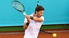Tenis - Senior Master Cup 2018. Final: Safin - Ferrero