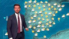 Tiempo estable y temperaturas diurnas en descenso en el tercio norte peninsular