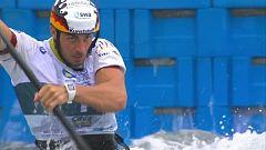 Piragüismo - Campeonato del Mundo Slalom Finales C1 Masculinas y K1 Femeninas