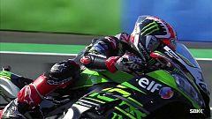 Motociclismo - Campeonato del Mundo Superbike. WSBK 1ª Carrera Francia desde Magny Cours