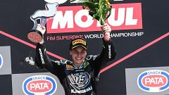 Ana Carrasco se proclama campeona del Mundial de Supersport 300