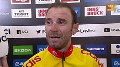 """Valverde, emocionado: """"Es increíble, han sido muchos años luchando"""""""