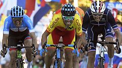 Ciclismo - Campeonato del Mundo en Ruta. Prueba Ruta Élite Masculina
