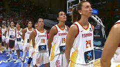 Baloncesto - Campeonato del Mundo Femenino 2018 Previo 3º-4º puesto: Bélgica - España