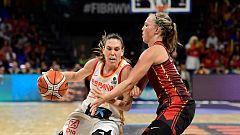 Baloncesto - Campeonato del Mundo Femenino 2018. 3º-4º puesto: Bélgica - España
