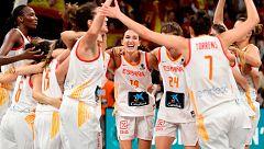 España se cuelga una medalla de bronce de mucho mérito