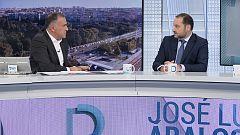 Los desayunos de TVE - José Luis Ábalos, ministro de Fomento