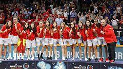 La selección del podio, una generación irrepetible en el baloncesto femenino