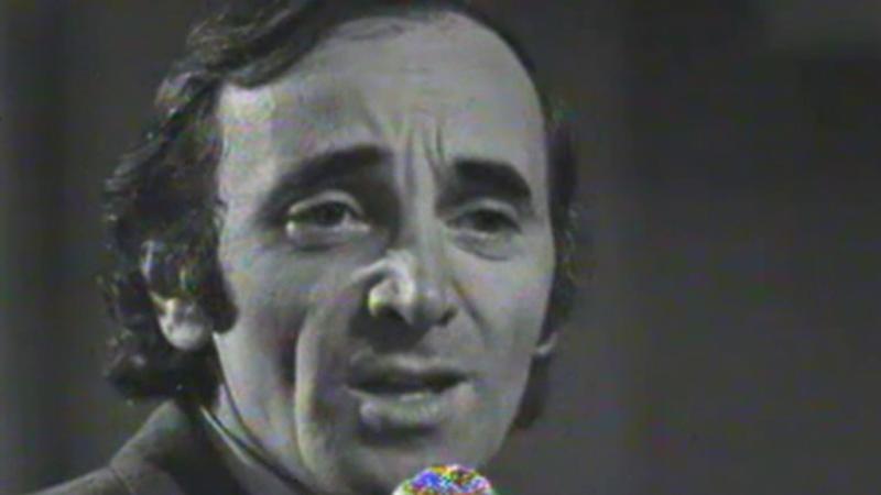 Esta noche con - Charles Aznavour