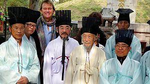La historia de China: Antepasados