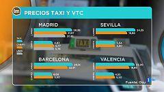 La Mañana - Las guerras del taxi y las VTC