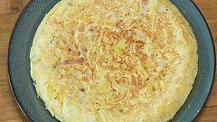 Torres en la cocina - Tortilla a la carbonara