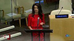 Corazón - Amal Clonney, candidata al Premio Nobel de la Paz