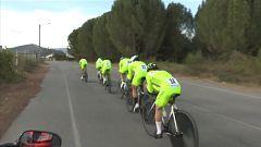 Ciclismo - Vuelta a Galicia 2018