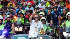 Murcia homenajea a Valverde
