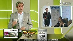 Sorteo ONCE - 02/10/18