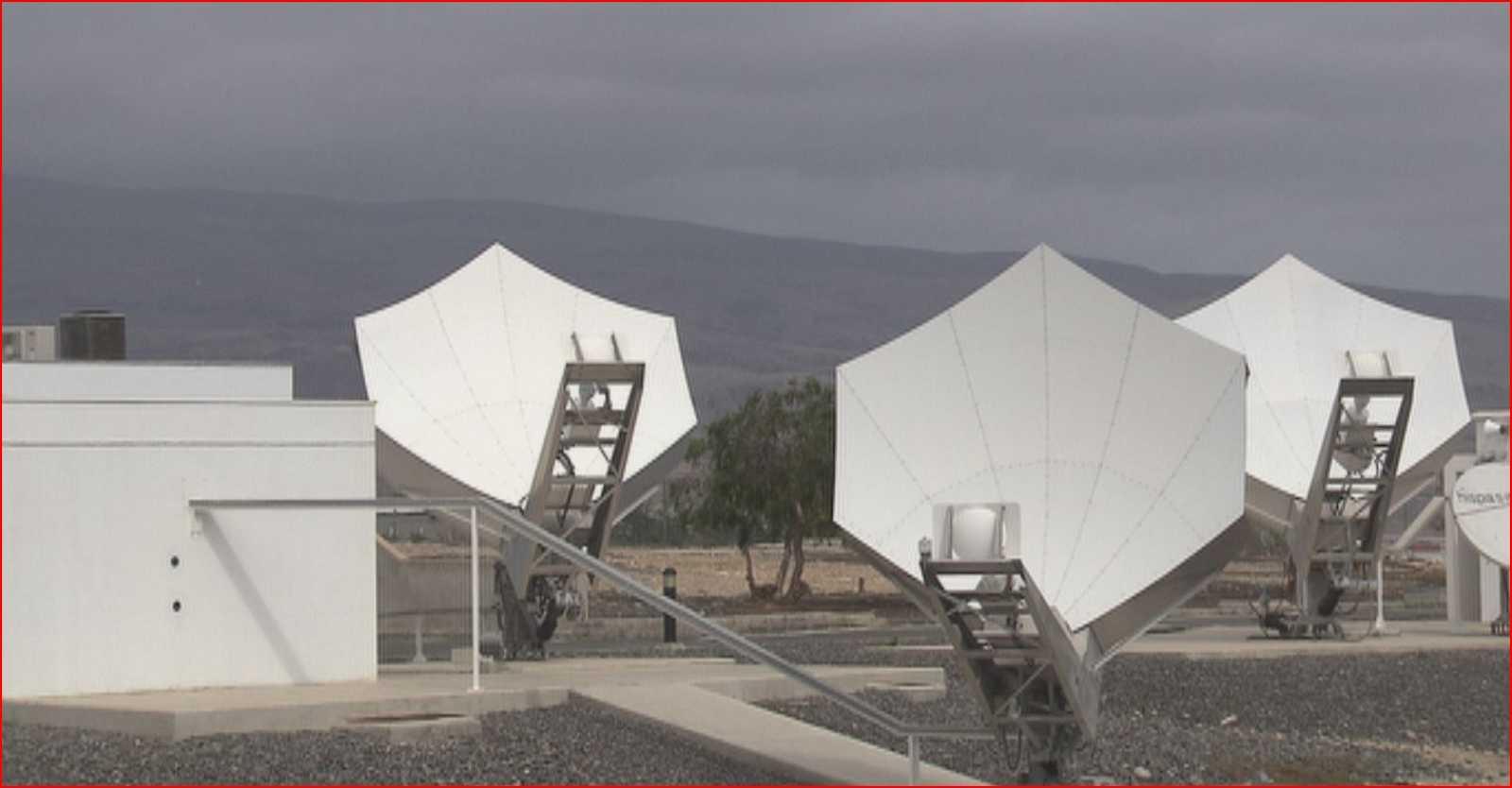 Lab24 - Velando por la salud animal / El espacio desde Maspalomas