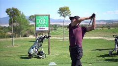 Golf - Campeonato de España de Profesionales Resumen
