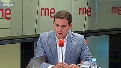 """Las mañanas de RNE - Albert Rivera: """"Elecciones cuanto antes mejor, Sánchez está metido en un callejón sin salida"""""""