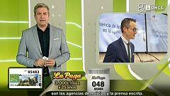 Sorteo ONCE - 04/10/18