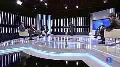 El Debat de La 1 - Tensió entre ERC i JuntsXCat