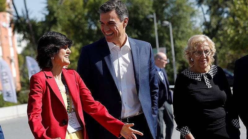 Sánchez anuncia el compromiso del Gobierno con las 'startups'