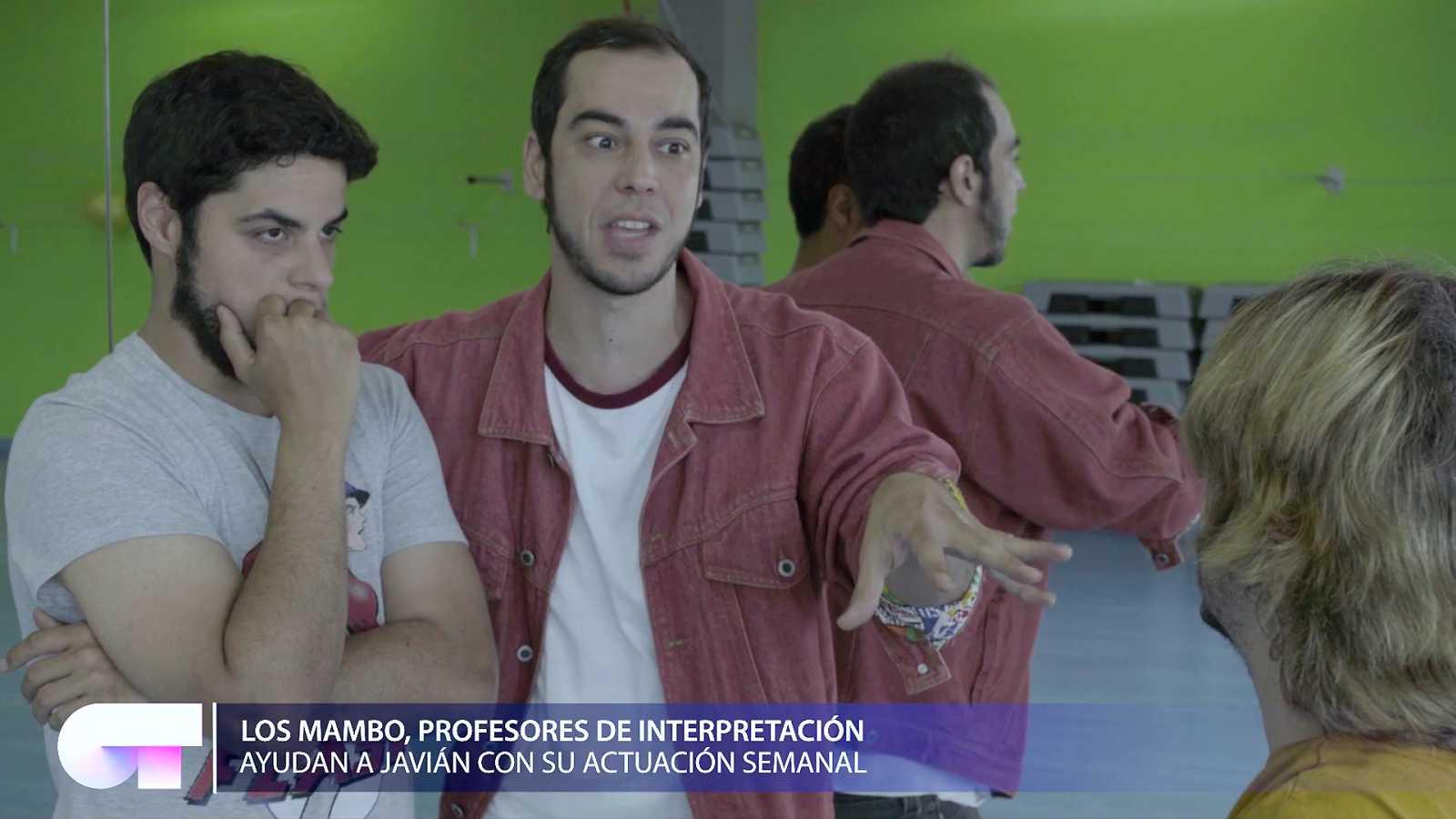 Mambo - Julio y Gustavo, profesores de interpretación de Operación Triunfo