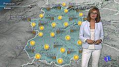 El Tiempo en Extremadura - 05/10/18