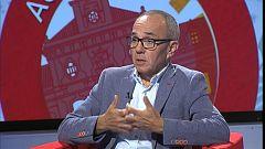 Aquí Parlem - Entrevista l'ex diputat i ex portaveu de Catalunya Sí que es Pot, Joan Coscubiela