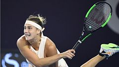 Tenis - WTA Torneo Pekín: 1/4 Final (China): Q. Wang - A. Sabalenka