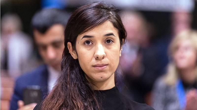 """Nadia Murad: """"El Dáesh nos ha robado la luz de nuestras vidas"""""""