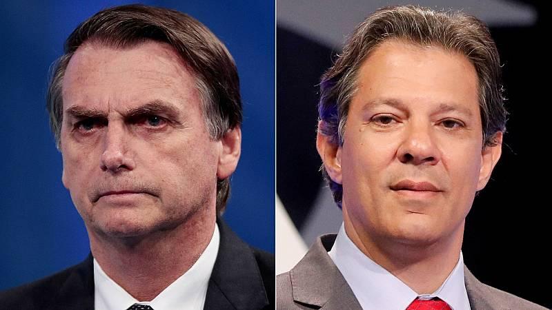 Los brasileños acuden este domingo a las urnas para elegir nuevo presidente