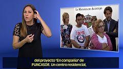 En lengua de signos - 06/10//18