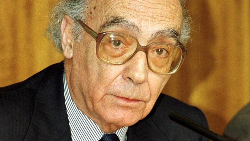 Se cumplen 20 años del Nobel de Literatura a José Saramago