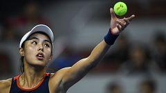 Tenis - WTA Torneo Pekín (China) 2ª Semifinal: C. Wozniacki - Q. Wang