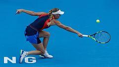 Tenis - WTA Torneo Pekín (China) Final: A. Sevastova - C. Wozniacki