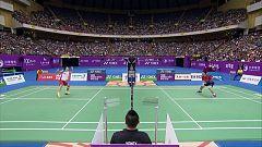 Bádminton - 'Open de China 2018' Final Individual Masculina desde Taipéi