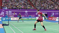 Bádminton - 'Open de China 2018' Final Individual Femenina desde Taipéi