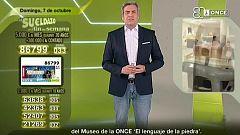 Sorteo ONCE - 07/10/18