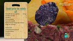 Las rutas de Verónica - Steak tartar de retinto