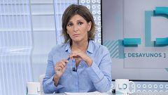 Los desayunos de TVE - Yolanda Díaz, portavoz de En Marea en el Congreso