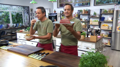 Torres en la cocina - Cazuelita de setas y fricandó al vermut