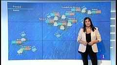 El temps a les Illes Balears - 08/10/18