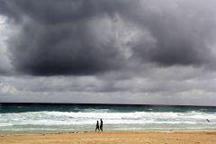 Probabilidad de precipitaciones fuertes o persistentes en el área mediterránea.