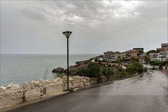 Precipitaciones fuertes en Cataluña, Baleares y Andalucía