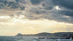 Probabilidad de precipitaciones fuertes en el área mediterránea