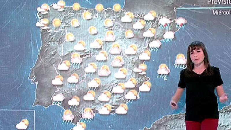 El Tiempo - Remiten las lluvias en Baleares pero permanecen los avisos en el este y Málaga