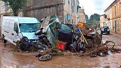 Al menos cinco muertos y varios desaparecidos en Mallorca por una fuerte tromba de agua