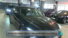 1.000 empleos para conductores con contrato indefinido