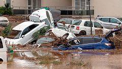 Una fuerte tromba de agua provoca inundaciones en Mallorca y deja al menos nueve muertos y seis desaparecidos